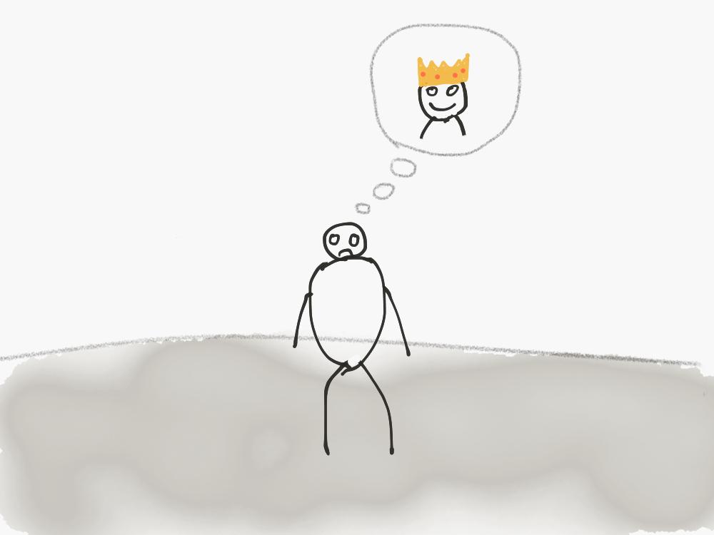 Peasant dreaming