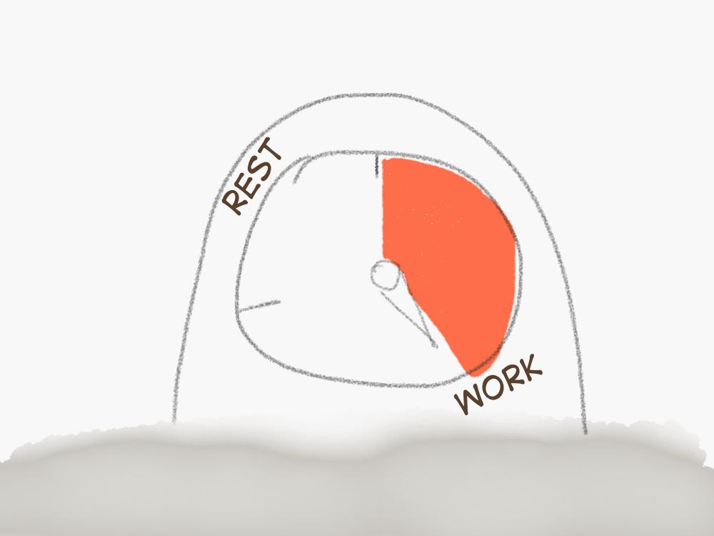 work-rest balance